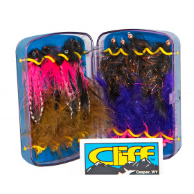 Cliffs The Articulator Fliegenbox
