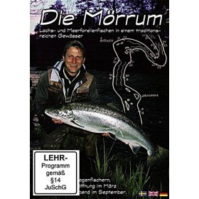 DVD The Mörrum River