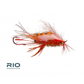 Ghostbuster Shrimp Red & Orange 2 (3 Stück)