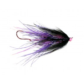 Intruder, purple/black