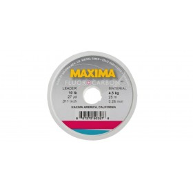 Maxima Fluorocarbon Tippet