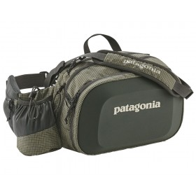 Patagonia Stealth Hip Pack 6L, light bog