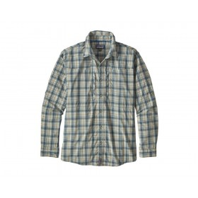 Patagonia Sun Stretch Shirt, dyno white