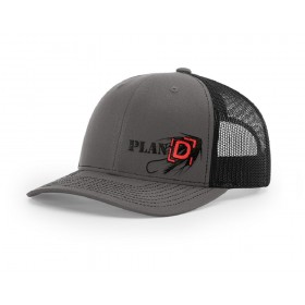 PlanD Fly Trucker Hat