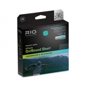 "RIO inTouch OutBound Short ""Hover"" Fliegenschnur"