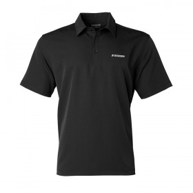 SAGE Polo Shirt, black