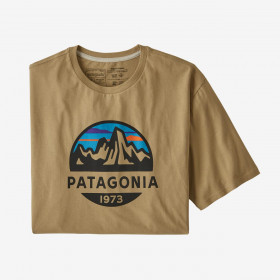 Patagonia Ms Fitz Roy Scope Organic T-Shirt