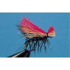 Signal Elk Hair Caddis, black