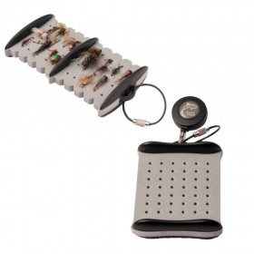 Smith Creek Kombo: Rig Keeper & Fly Patch