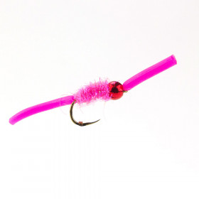 Squirmy Wormy, pink