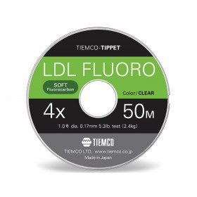 Tiemco TMC LDL SOFT Fluorocarbon Tippet