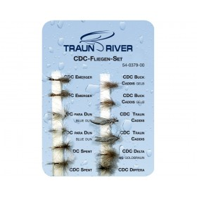 TRAUN RIVER CDC Fliegen Set