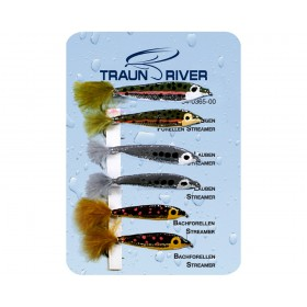 TRAUN RIVER Realistic Streamer Set