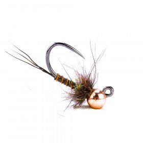 Tungsten Jig, dark brown