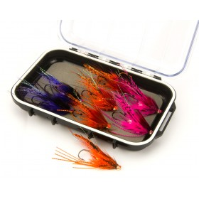 UV-Meerforellen Shrimp Intruder-Set