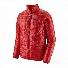 Patagonia Micro Puff Jacket, fire