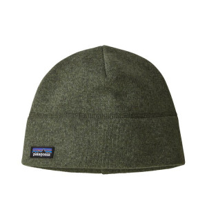 Patagonia Better Sweater Fleece Beanie, Industrial Green