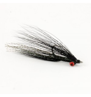 Clouser Minnow Black