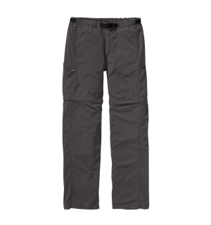 Patagonia M's GI III Zip-Off Pants, forge grey #M