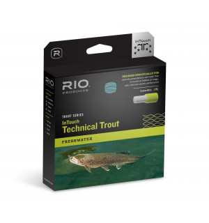 In Touch Technical Trout Line Box