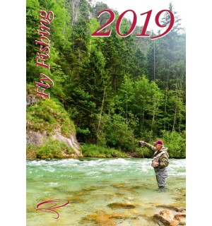 Kalender - Fly Fishing 2019