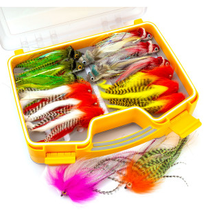 Premium Pike Streamer Set inkl. Box