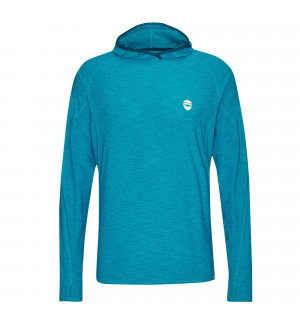 NRS M's H2Core Silkweight Hoody, fjord