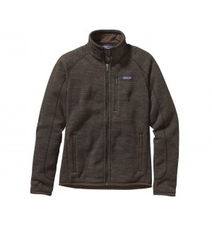 Patagonia Better Sweater Fleece Jacket, dark walnut
