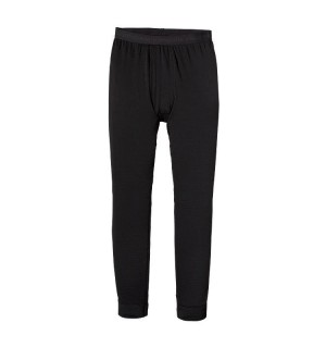 Patagonia Capilene Thermal Weight Bottoms black