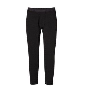 Patagonia Merino Thermal Weight Bottoms black