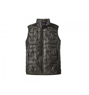Patagonia Micro Puff Vest, forge grey