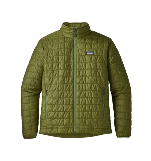 Patagonia Nano Puff Jacket, sprouted green