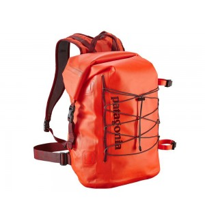 Patagonia Stormfront Roll Top Pack, cusco orange