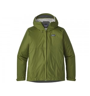 Patagonia Torrentshell Jacket, sprouted green