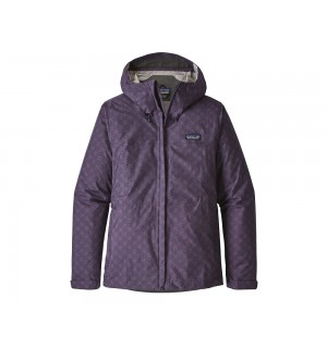 Patagonia Womens Torrentshell Jacket, solar pow navy blue