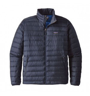 Patagonia Down Sweater, navy blue