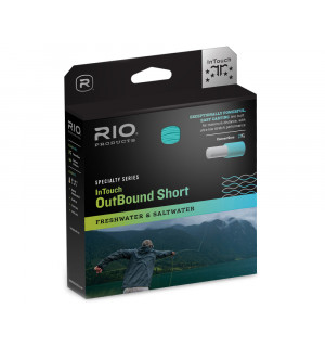 RIO InTouch OutBound Short (Int. / Sinking S3) Fliegenschnur