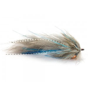 Trout Intruder, grey