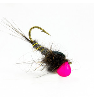 Trout Trap pink Head