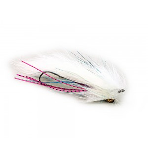 Trout Intruder, white