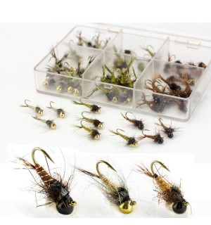 Trout Trap Master Set (6 Dutzend)