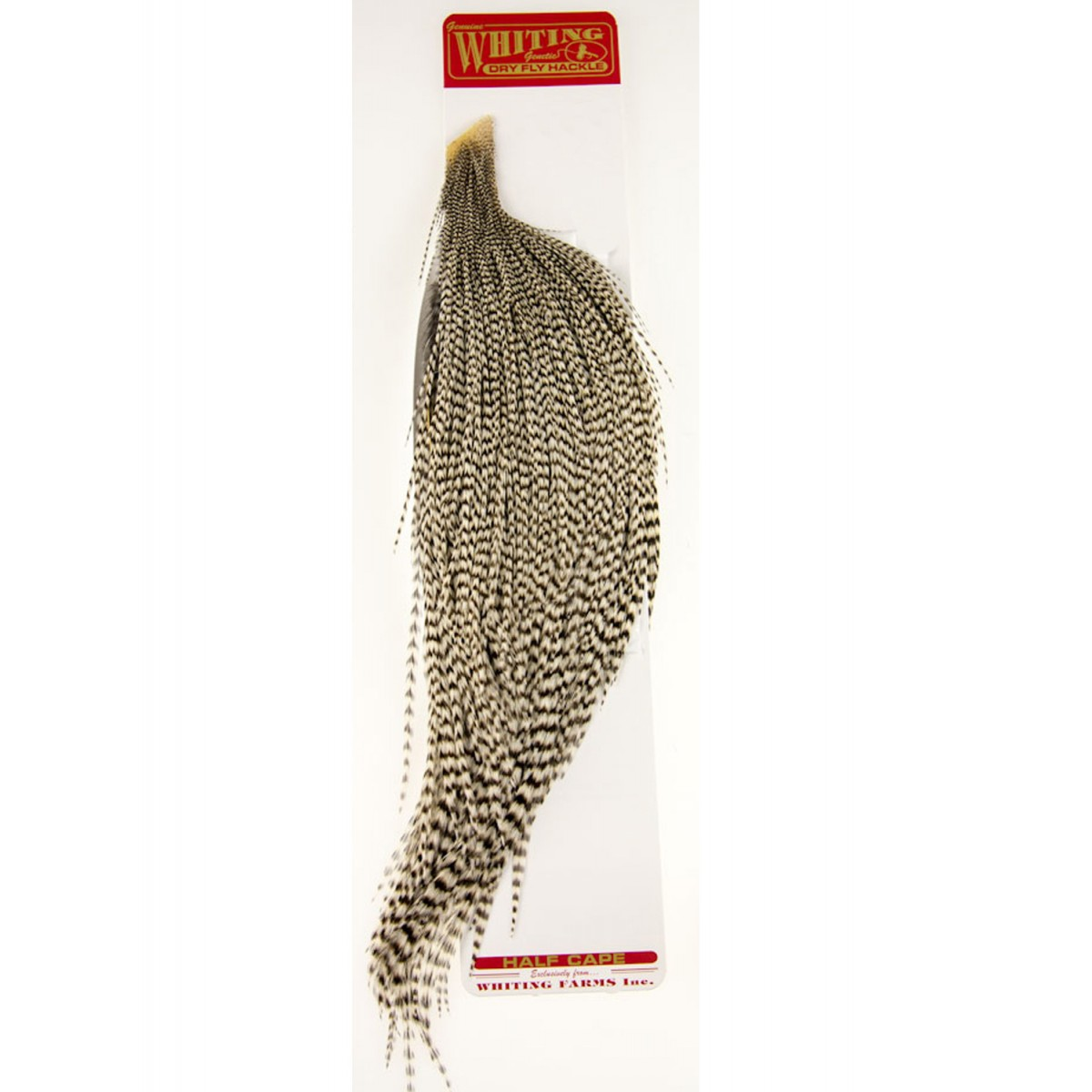 Whiting 1/2 Cape Bronce-Quality