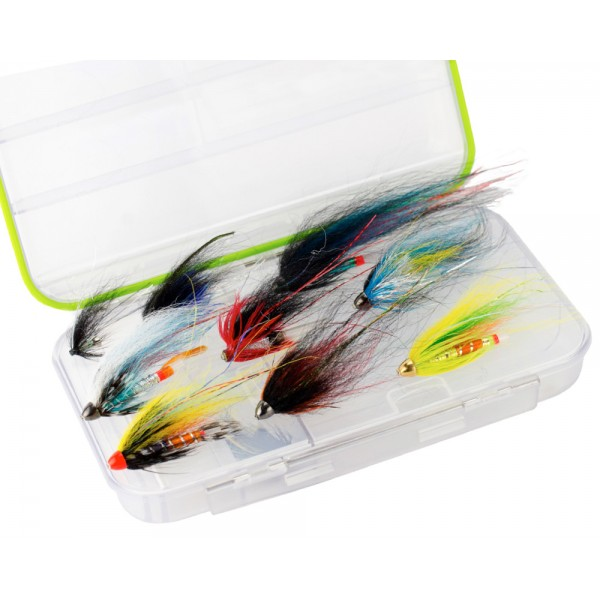 10 Tube Flies in original Tubefly-Box