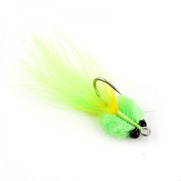 Tarpon Toad, chartreuse