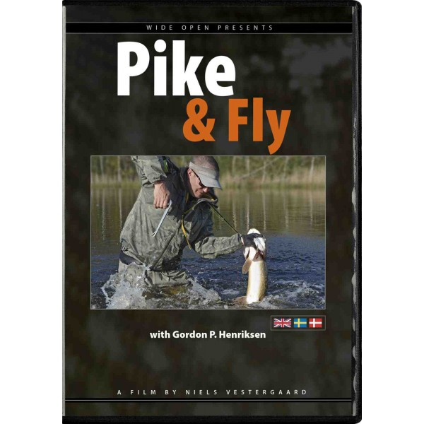 DVD Pike & Fly