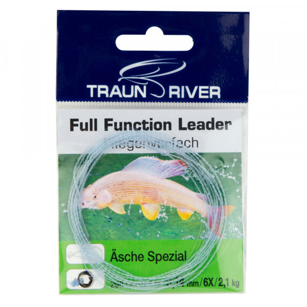 TRAUN RIVER Grayling Special Leader
