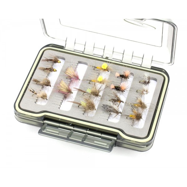 Best of CDC Fly Set Inkl. Box