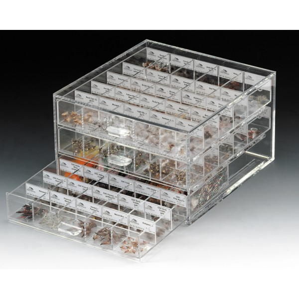 Professional acrylic glass fly house