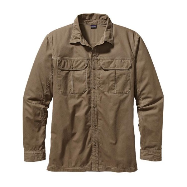Patagonia All Season Field Shirt ash tan