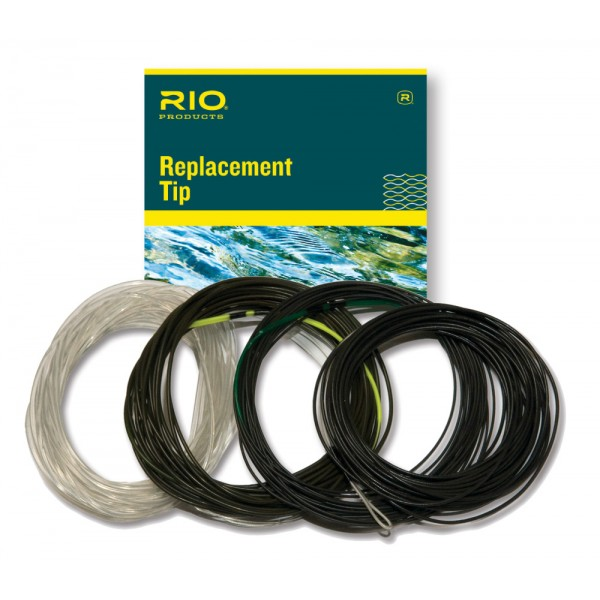 RIO 15 ft Density Compensated Replacement Tips